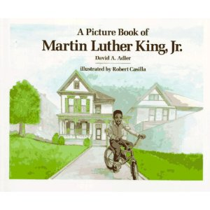 10 Books Celebrating Martin Luther King Jr. for Early Readers