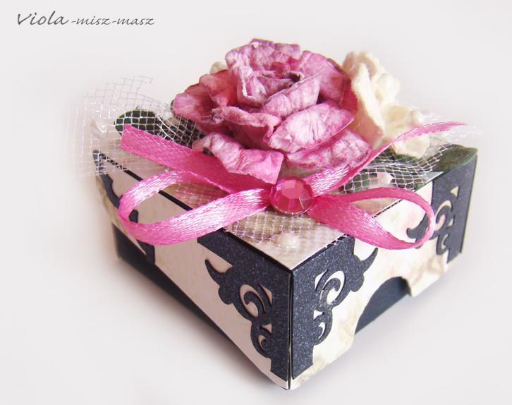 Mini pudełko