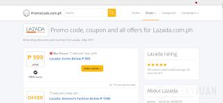 PromoCode.com.ph - Discount List | Geeky Juan