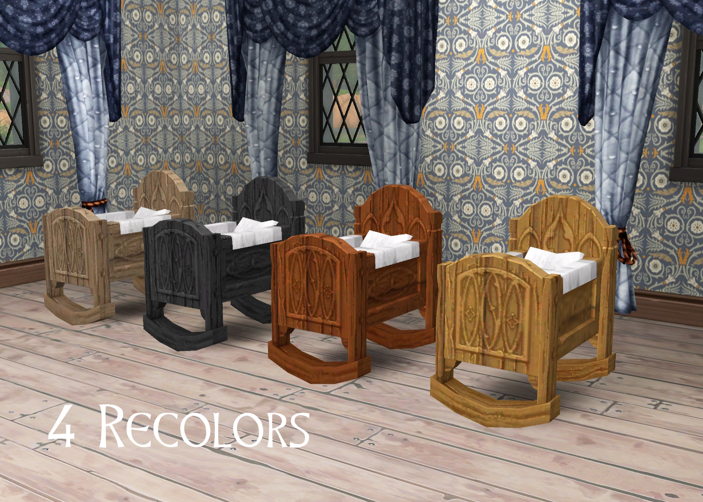 Ts4 Medieval Middle Class Crib History Lover S Sims Blog