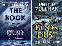 Book of Dust UK & US editions covers