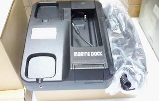 Docking Handphone Satelit Thuraya XT Lite Baru Marine Dock
