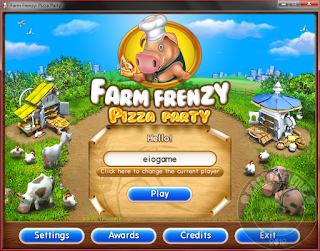 Free Download Farm Frenzy 1 Versi Pizza Party Games For PC Full Version ZGASPC