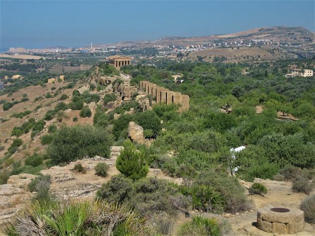 Agrigento - Valle de los Templos