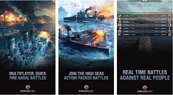 World of Warships Blitz Modapk 0.6.0 Latest Version For Android
