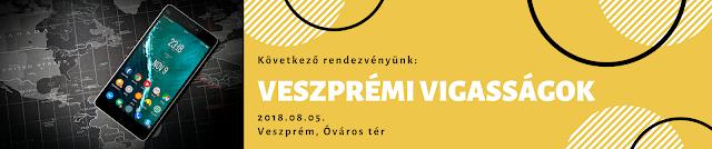 Következő rendezvényünk - Veszprémi Vigasságok