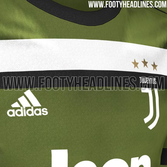 af0cddb4b Black shorts and green socks complete the look. This kit will likely divide  opinion. So