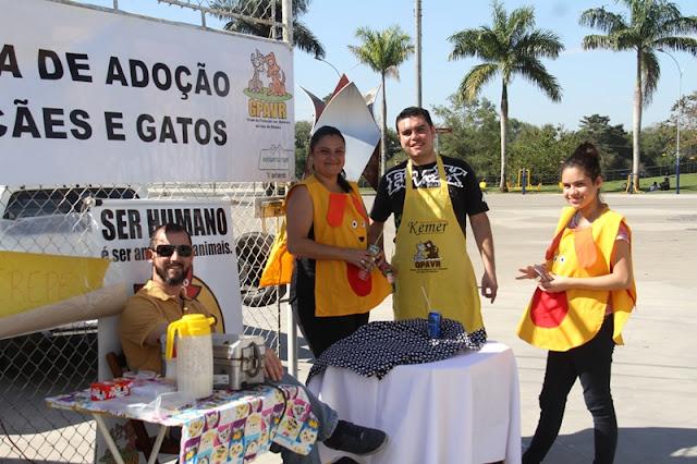 Música, brechó, sebo e arte na Feira de Adoção de Cães e Gatos no Mercado Municipal no domingo 18/09