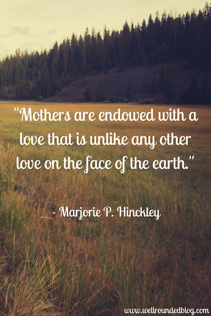 Love for your child - Marjorie P. Hinckley