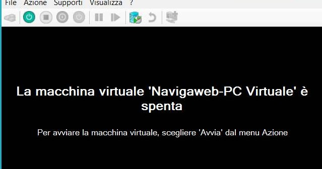 Creare macchina virtuale con Hyper-V in Windows 10 e 8