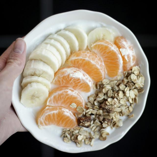 winter granola recipe