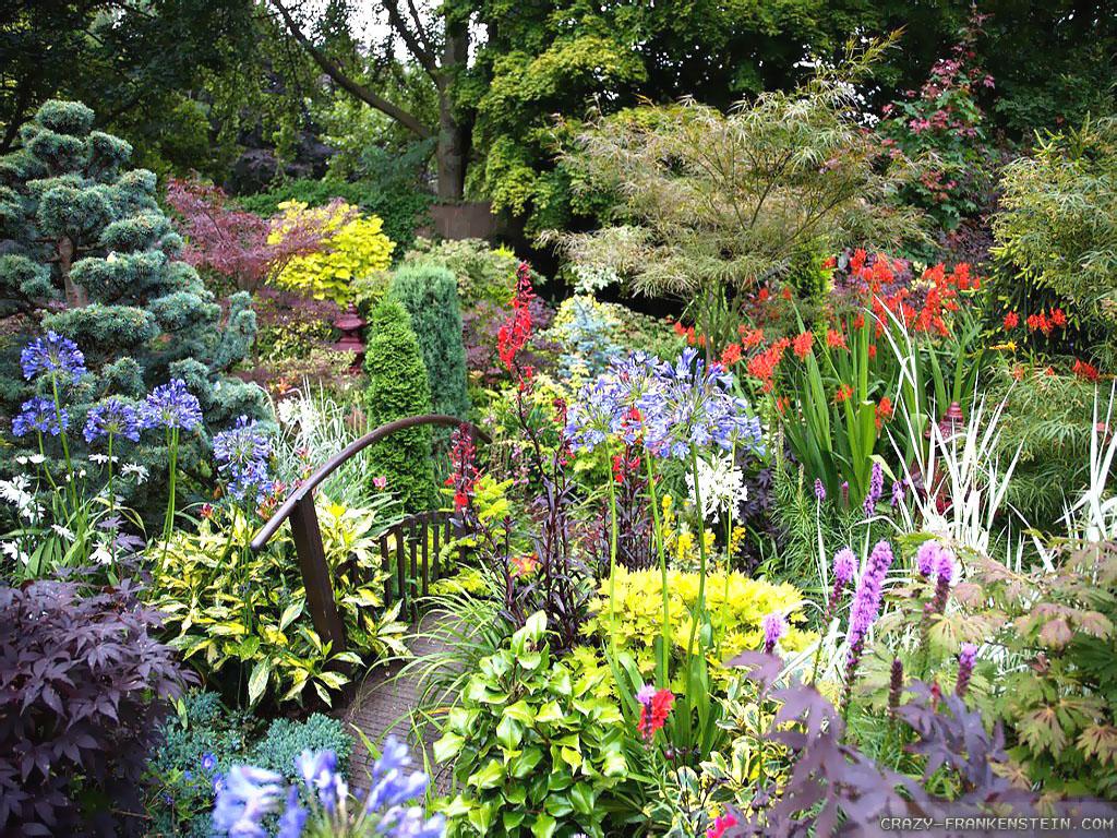 Garden Summer Houses Cheap: HD WALLPAPER: Garden Picture