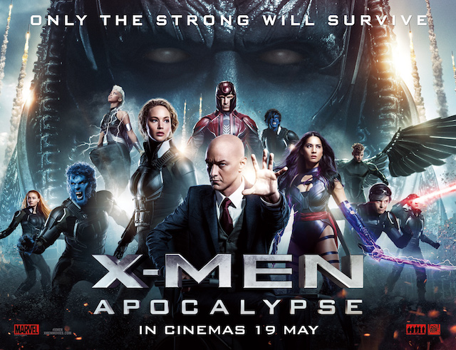 X-Men Apocalypse Movie Premiere Screening with Ubermen
