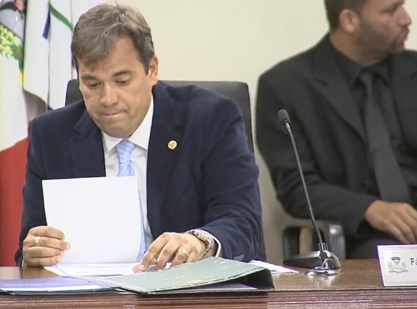MP pede nova cassação do diploma do presidente da Câmara de Rio Preto