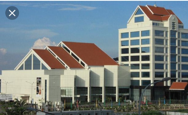 gedung Sumatera batam centre