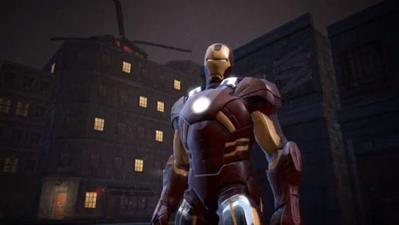 Gaming] Update: Marvel Heroes MMO San Diego Comic-Con 2012