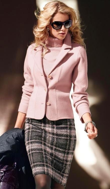 I Love Fresh Fashion: 50 Amazing Women's Business Fashion