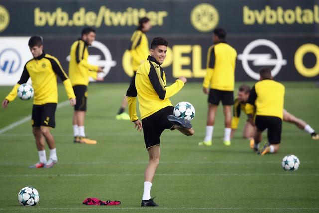 Jelang Liga Champions: Bartra Yakin Dortmund Bisa Kalahkan Madrid