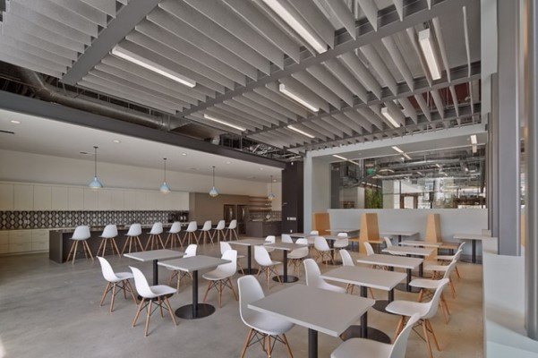 Modern Industrial OFFICE DESIGN | Best Office Furniture Design Ideas