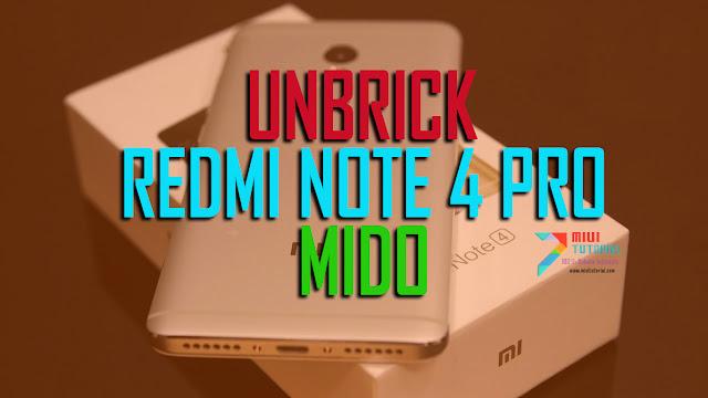 Kondisi Xiaomi Redmi Note 4 PRO Kamu Full Hardbrick? Tidak Bisa Masuk Mode EDL & Test Point Pun Gagal? COba Cara Unbrick Berikut Ini!
