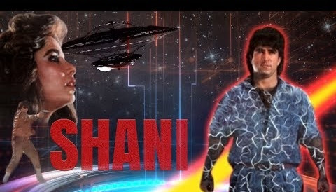 BAD-E-SABA Entertainment Presents - Pakistani Sci Fi Movie Shani Online In HD Watch Now