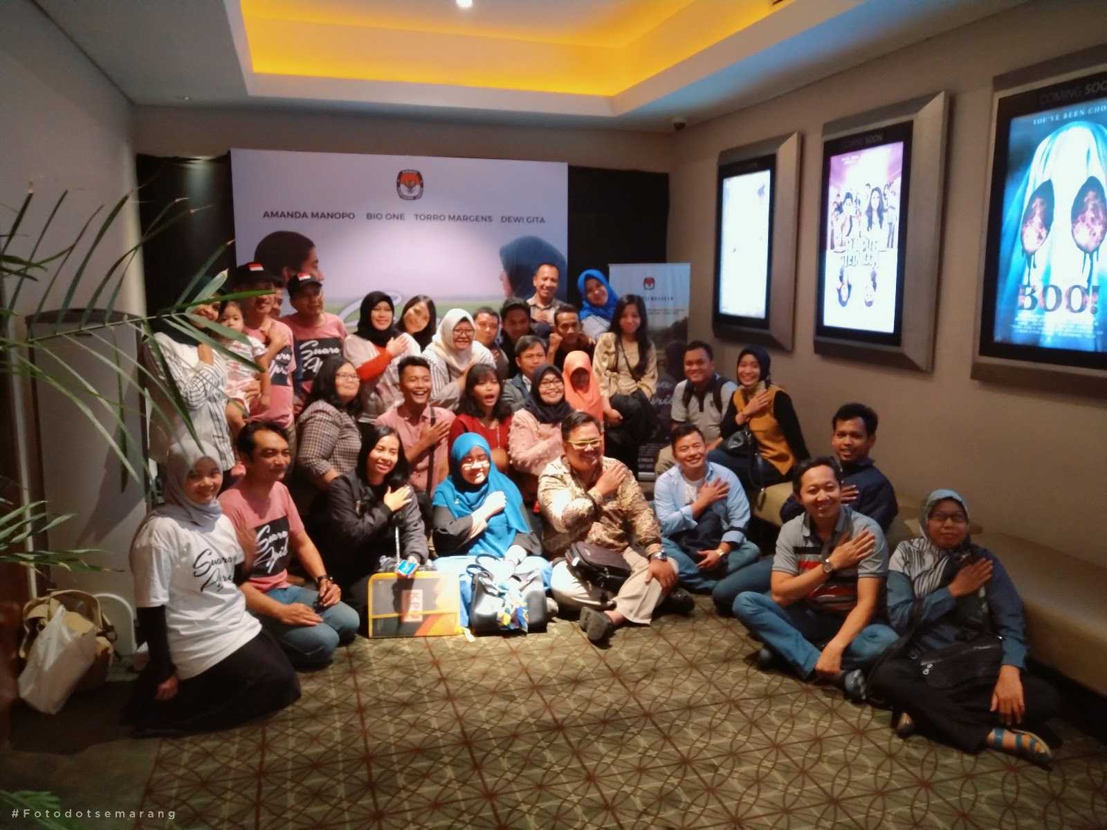 Edukasi Pemilu Lewat Film Suara April, KPU Jateng Ajak Nonton Bareng