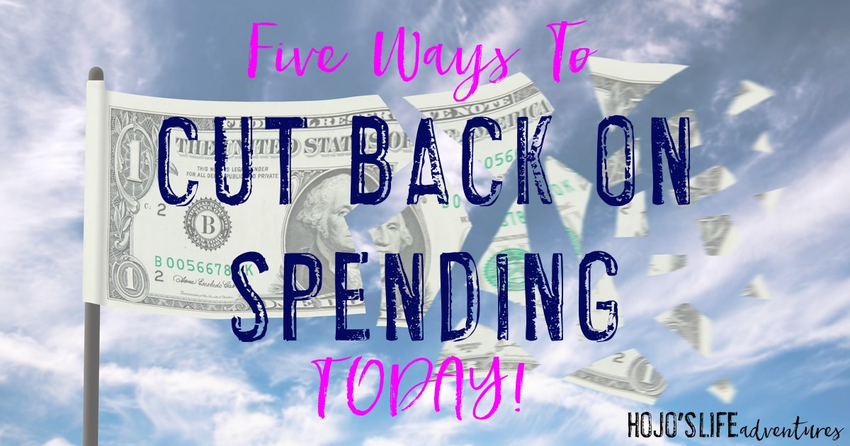 how to cut back on spending money Try one of these unique ways to cut back on spending to grow your savings account quickly  the idea is to completely stop spending money on wants and luxuries and.