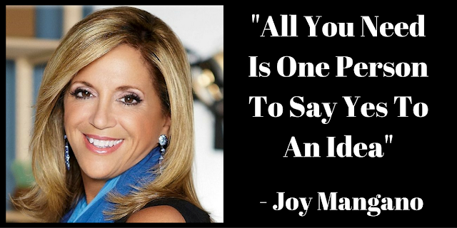 Bootstrap Business Joy Mangano Quotes