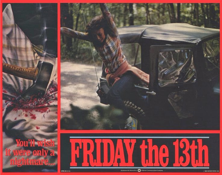 Watch 'Friday The 13th' 1980 In The Town It Was Filmed In ...