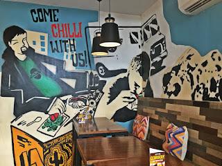 Senor Kimchi Restaurant at Vivo Place