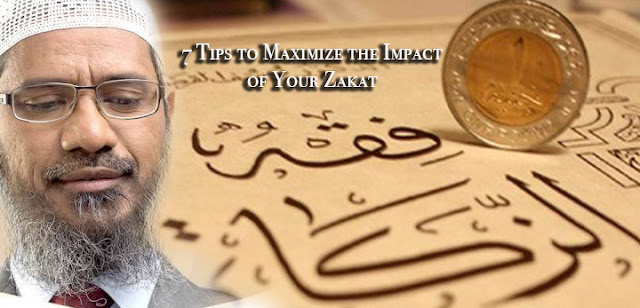 7 Tips to Maximize the Impact of Your Zakat