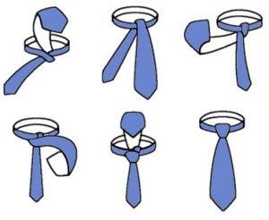Cách thắt cà vạt đơn giản mà đẹp