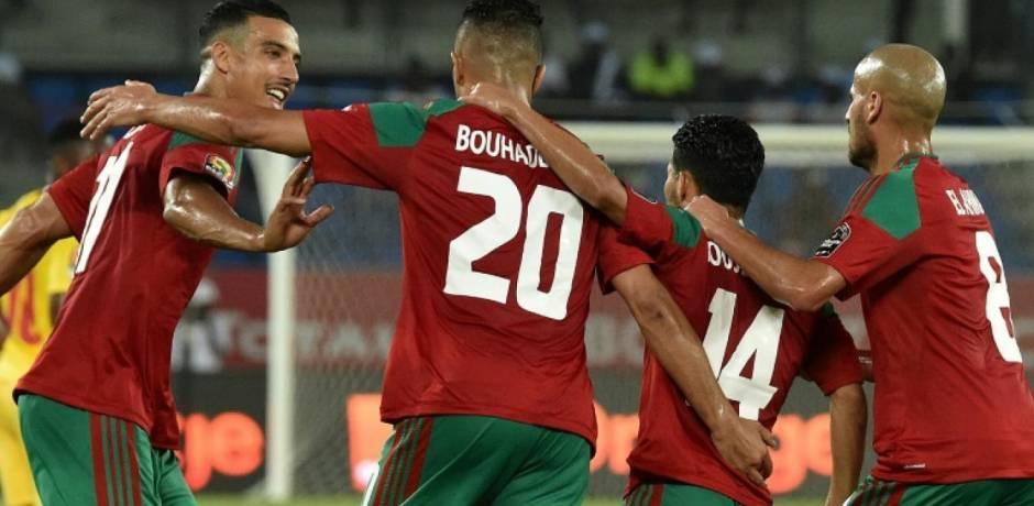 منتخب اللاعبين المحليين المغربي يفوز بتونس على نظيره الليبي 5 – 1