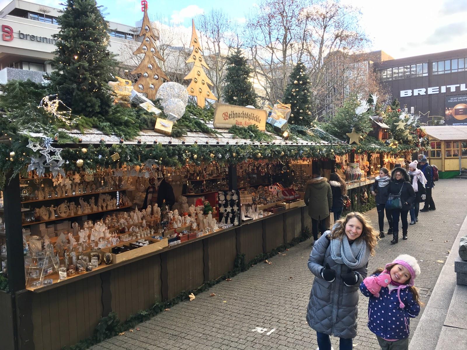 Christmas In Stuttgart Germany.Christmas Market In Stuttgart Germany Logic Laughter