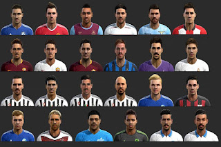Big Facepack Vol.8 2016 Pes 2013 by SG8