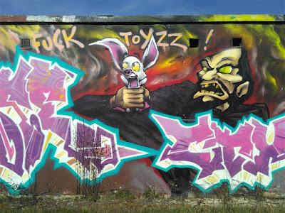 Street Art en Gorzow Wlk.