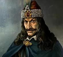 mdoern portrait of vlad dracul