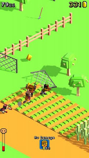 Game Blocky Zombie Mod Apk Unlocked