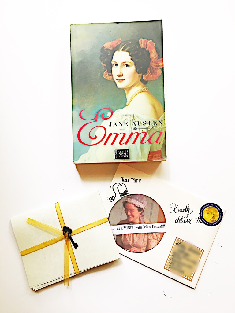 emma jane austen miss bates character Emma by jane austen summary a summary essay on emma by jane austen review the novel and examine the story revolving around the main character emma jane austen's emma was first to be in love with everyone else, and emma winds up insulting miss bates when emma goes and apologizes.
