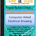 Computer Aided Electrical Drawing PDF Study Materials cum Notes, E-Books Free Download
