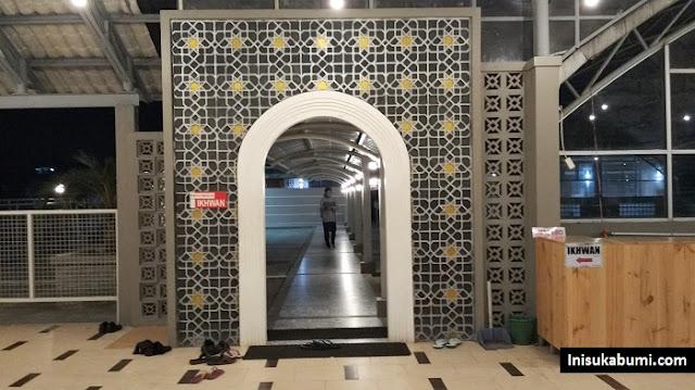 Masjid Darut Taqwa Toserba Selamat Sukabumi
