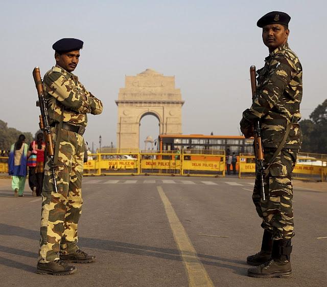 दिल्ली में बड़ी आतंकी साजिश नाकाम; जैश-ए-मोहम्मद के 12 संदिग्ध पकड़े गए