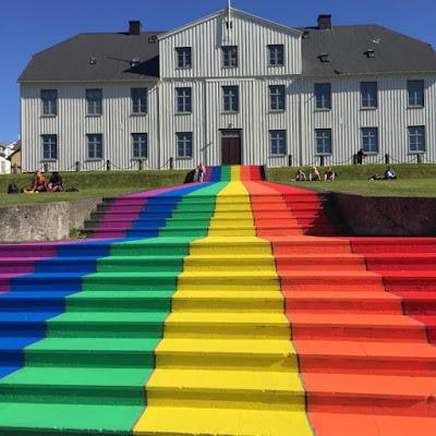 La gay pride en Islande
