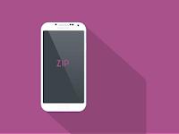 Cara Membuka File RAR dan ZIP pada Android