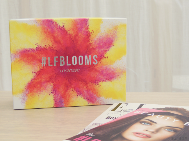 lookfantastic beauty box blooms edition