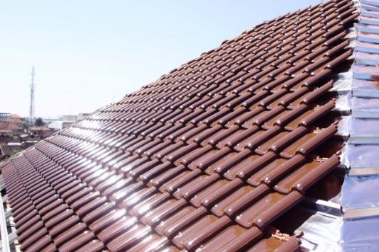 Jenis Atap Rumah Keramik