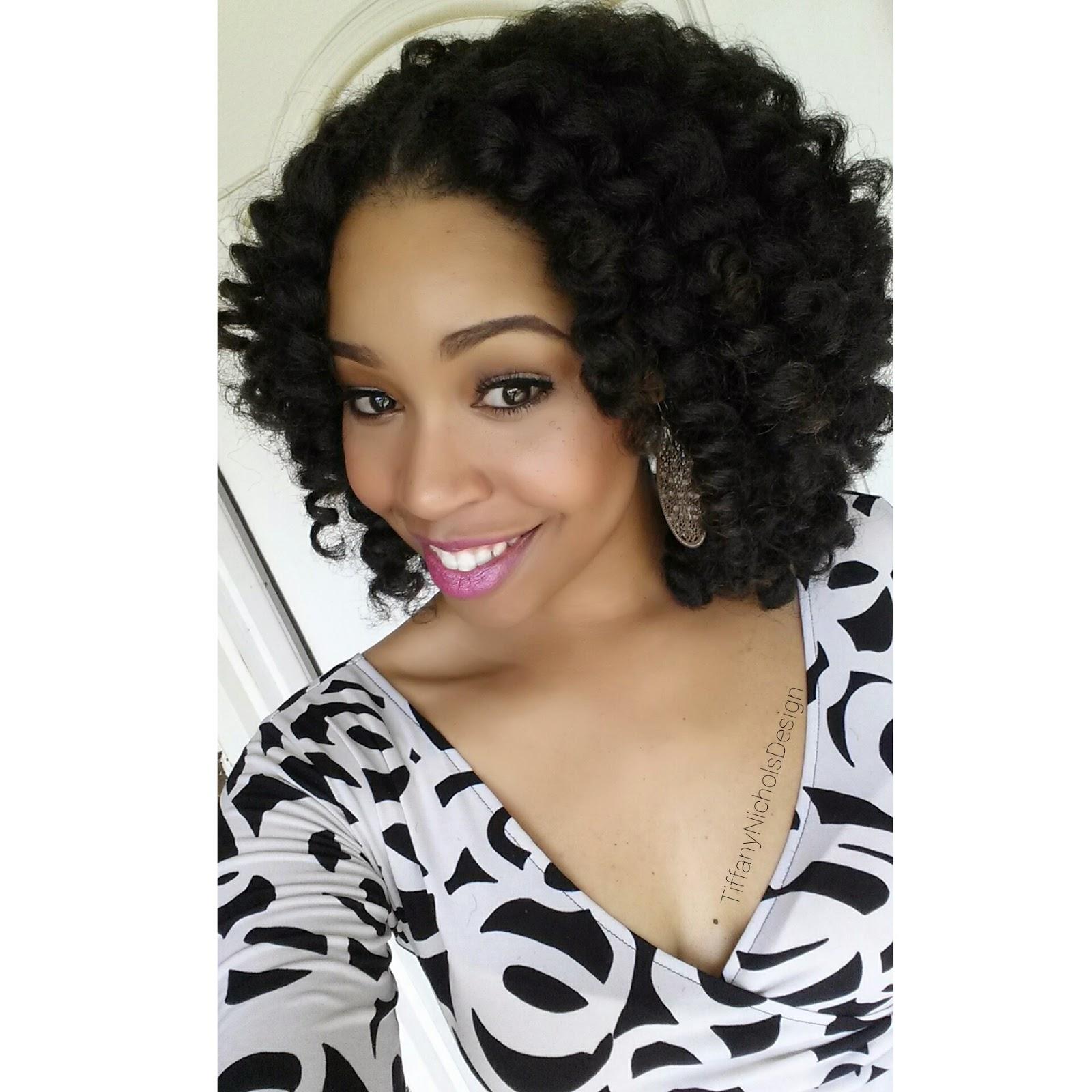 Tiffany Nichols Design: Crochet Braid with Marley Hair