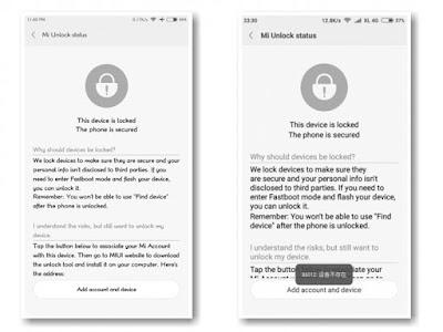 Muncul Error 86012 Saat Bind Akun Mi Saat Unlock Bootloader Xiaomi Redmi 5/Plus? Coba Tutorial Berikut Ini