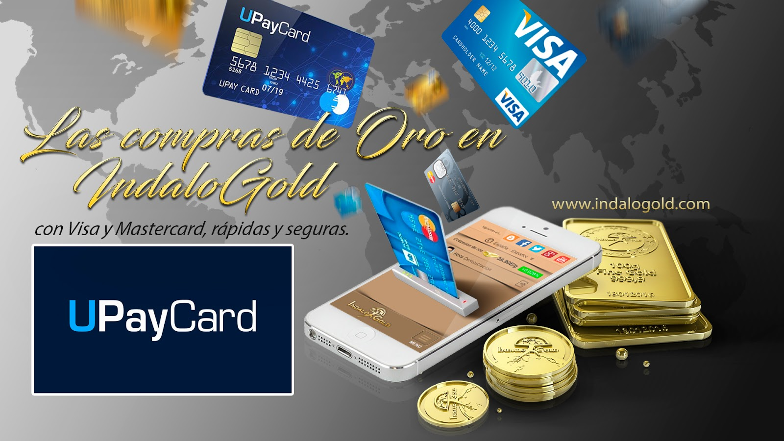 U Pay Card