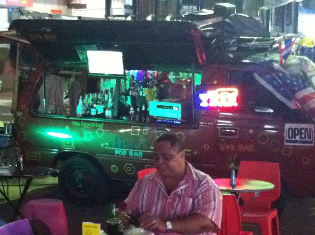 La furgo-bar